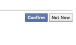 """Facebook implementó en silencio una opción de """"seguir"""" de hecho."""