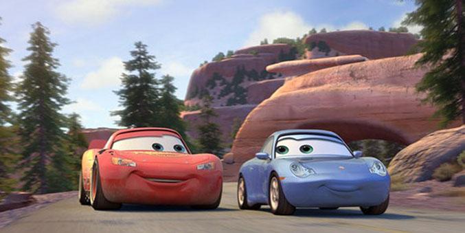 Lecciones de vida de Pixar - Cars