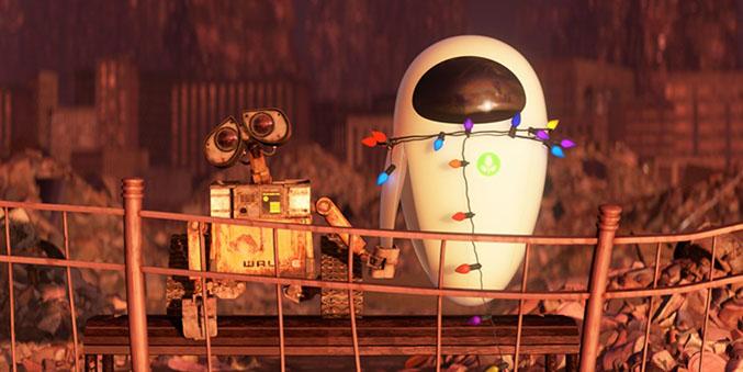 Lecciones de vida de Pixar - Wall-E