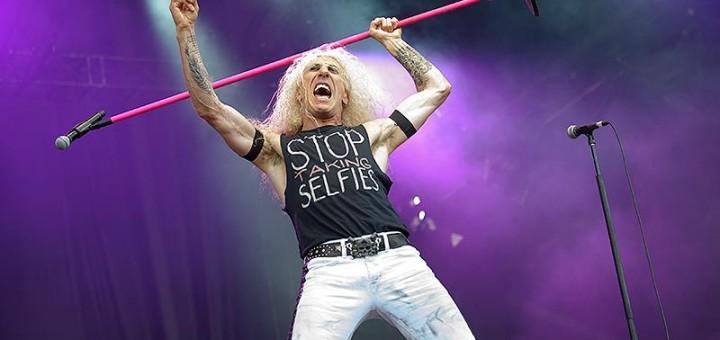 Dee Snider, cantante y líder de Twisted Sister