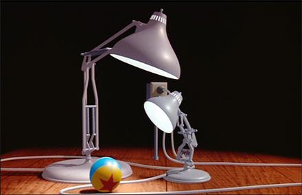 Luxo Jr. Primer corto de Pixar